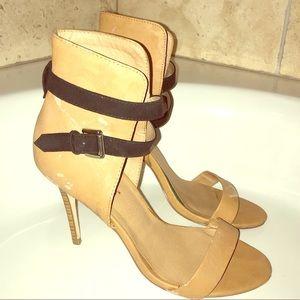 Just Fab Ora sandals Size 9
